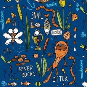 River Life - Blue 2
