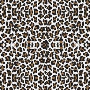 Sweet Leopard SUGAR sack Paris Bebe-Black Brown White