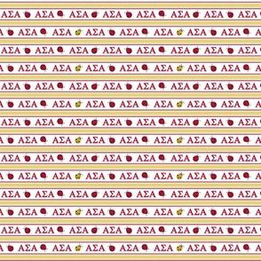 Alpha Sigma Alpha Ticking-ch