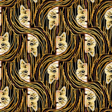 Curtain Cat