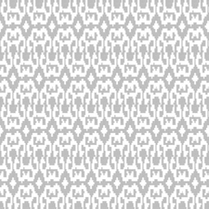 ESPERANZA -minimal gray and white