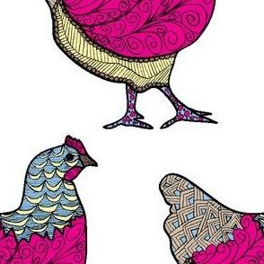 Doodle-Hen-5