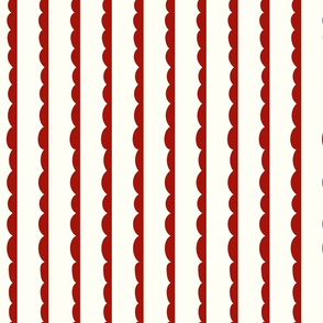Christmas Ornaments - Pretty Stripes
