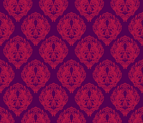 flower_motif_red-purple