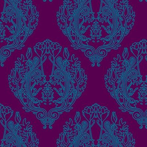 flower_motif_turquoise-purple