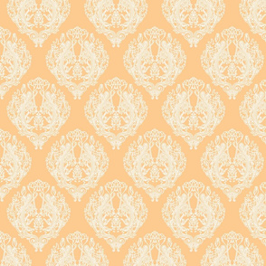flower_motif_tan-white