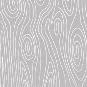 woodgrain // gray