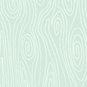 woodgrain // mint