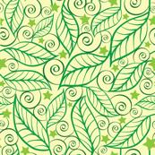 leavesswirlsstars