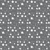 White and grey start