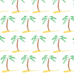 Palm tree heaven