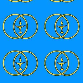 chalice 2 blue