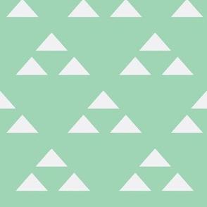 triangle triad-mint