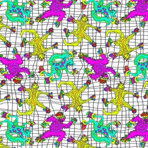 spoonflower_cats_mittens_netting_smaller_version
