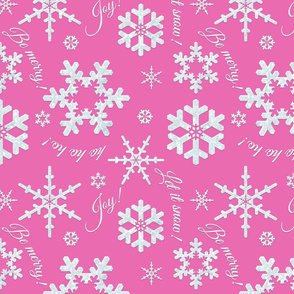 Let It Snow Rose