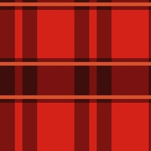Christmas Tartan School Idol