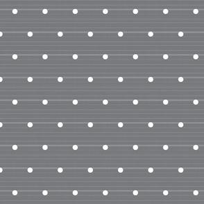 Grey Denim Polka Dots-ch