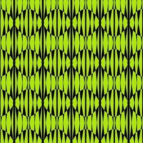 Striped Lemon Drops