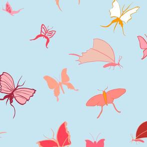 Butterfly by B