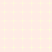 Blush with White Stars