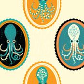 octopus cameos