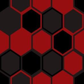 Darkside Honeycomb