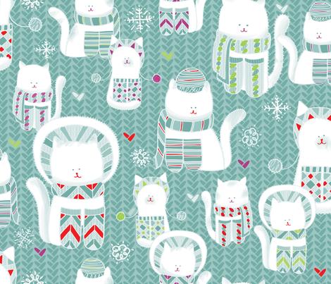 Cozy Kitties - © Lucinda Wei