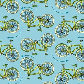 Yiikes Bikes /02