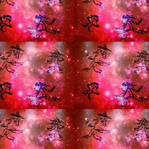 Dancing all over the Universe!