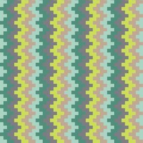 8 bit zigzags (combo 3)