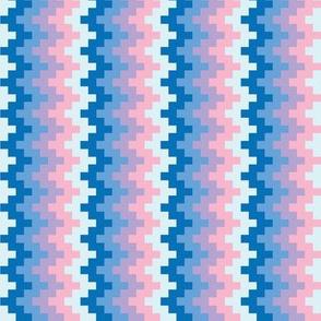 8 bit zigzags (combo 4)