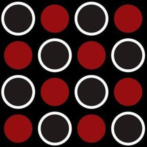 Polka Spots (Black)