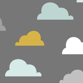 Pastel Clouds LG