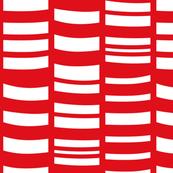 Kitty Cane Stripe