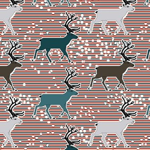 Never Cold Coordinate (Reindeer)