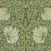 William Morris ~ Pimpernel ~ Original