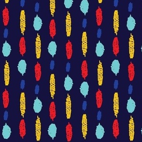 Sea Pen_Dark Blue
