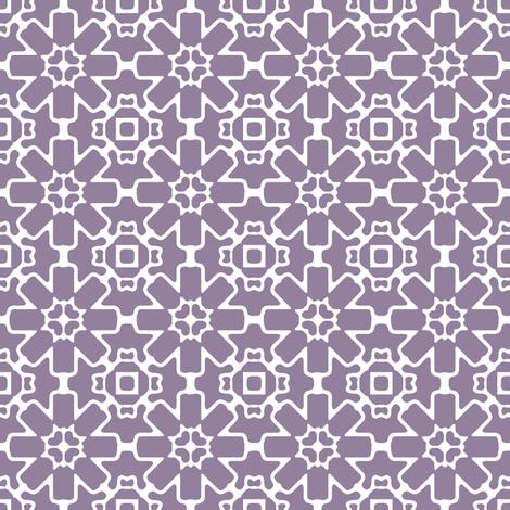 Lavender Berry Star