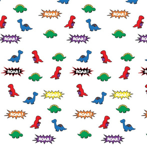 Noah's Dinosaurs