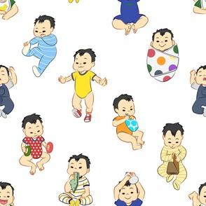 Lots of babies!