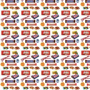 candy-ed