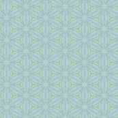 Soft Green/Blue Pattern for Mermaids