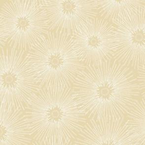 Christmas Modern Starburst / Parchment