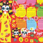 2015 calendar apron 2