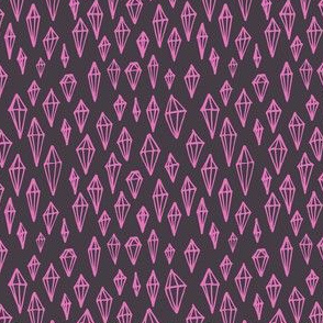 Fuchsia Diamonds