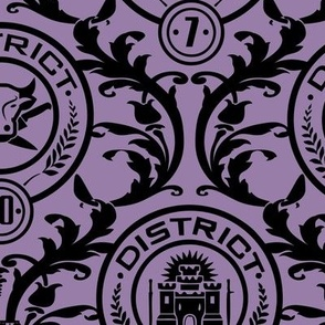 District Damask