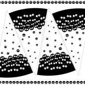 Many Soot Sprites Circle Skirt Kit