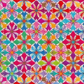 Gipsy-Flower & Square