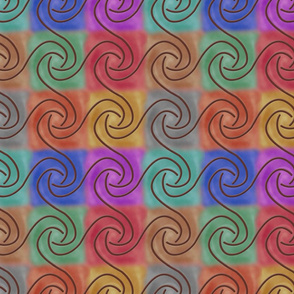Rose-Tesselation