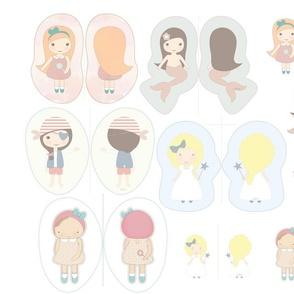 mina's dolls